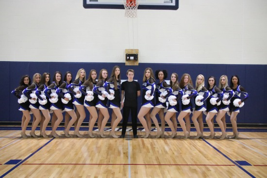 WHS Dance Team 2017